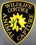 Animal Capture And Removal: Animal Capture Badge